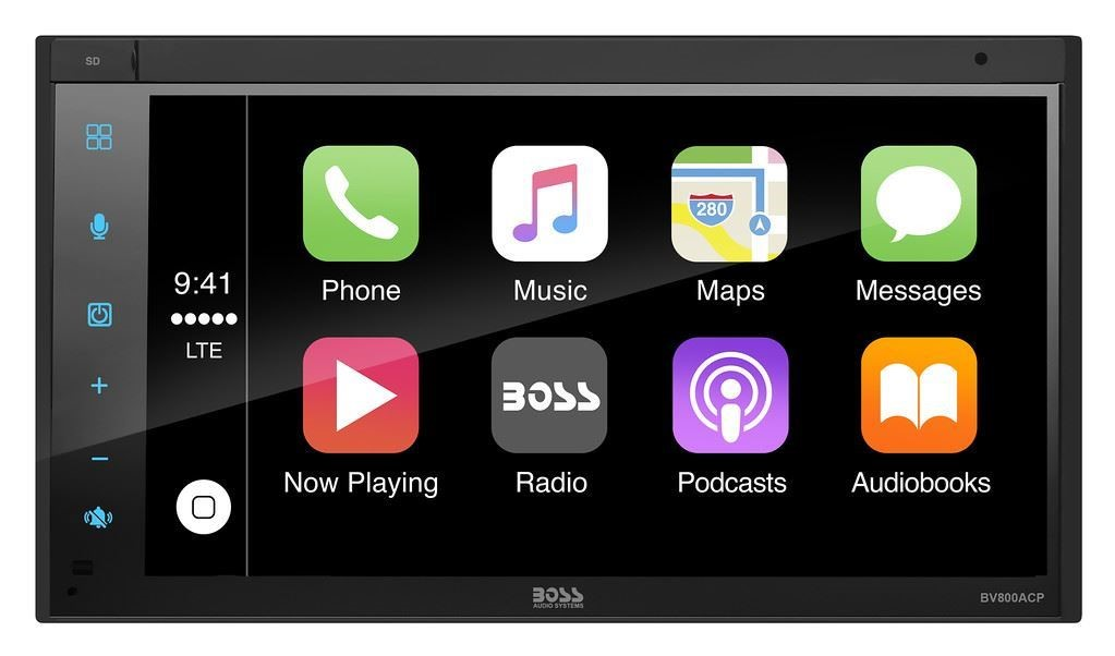 Units w/ Apple Car Play/Android Auto