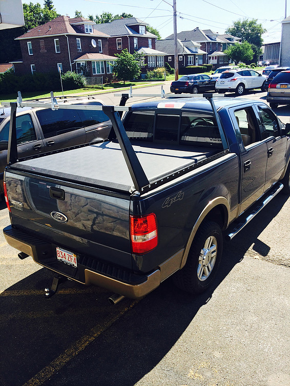 Tonneau Covers J R Upholstery